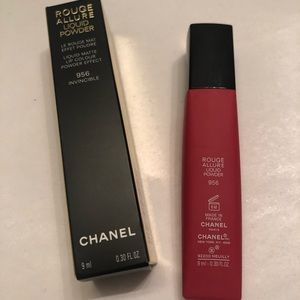 CHANEL Makeup - Chanel Rouge Allure liquid powder, 956 INVINCIBLE